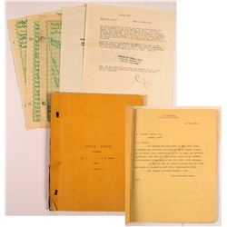 Ophir Creek Mine Documents   (50341)