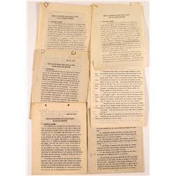 School of Mines Biennium Report 1916-1918, 1918-1919 and 1920-1921   (50345)