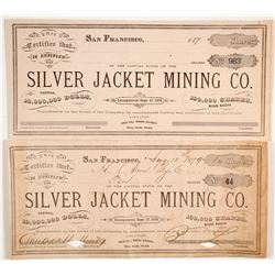 Silver Jacket Mining Co   (86536)