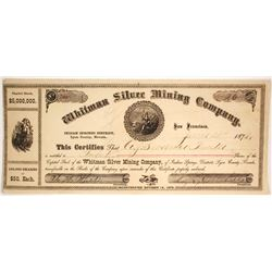 Whitman Silver Mining Co   (86548)