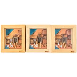 Big Bonanza Mine Shadow Boxes by David Nagel (3)   (58712)