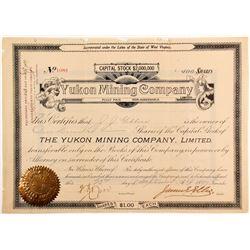 Yukon Mining Company Limited   (83600)