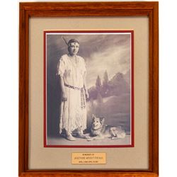 Josephine French Framed Photo   (89922)