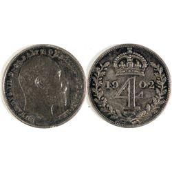 English 4 Pence   (74004)