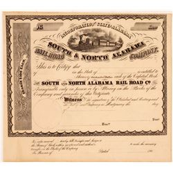 South & North Alabama Railroad Co   (106065)