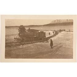 Rare Alaska Railroad RPC   (105293)
