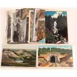 Colorado Railroad Postcards   (105066)