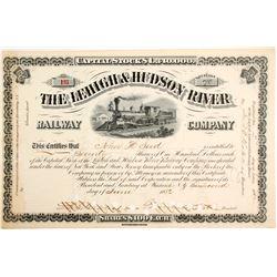 Lehigh & Hudson River Stock   (85105)