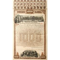 Kanawha & Michigan Railway Co   (83230)