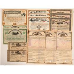 Railroad Stocks (14)   (105196)