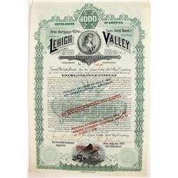 Lehigh Valley Railway Bond   (84961)