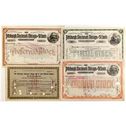 Pittsburgh, Cincinnati, Chicago & St. Louis Railroad Co. (4)   (84411)