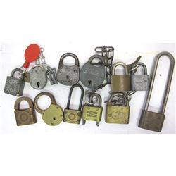 12 pieces Lock Collection   (76064)