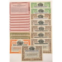 20 Pennsylvania Railroads stock certificates   (105161)