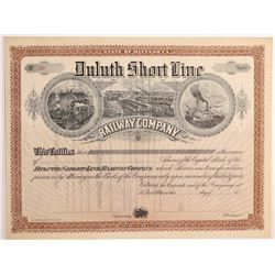 Duluth Short Line Railway Co   (106441)
