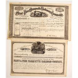 Flint & Pere Marquette Railroad Company   (75839)