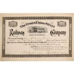 Front & Union Street Railway Company   (75812)
