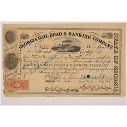 Georgia Rail Road & Banking Company   (105718)