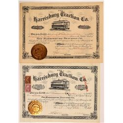 Harrisburg Traction Co.   (106036)