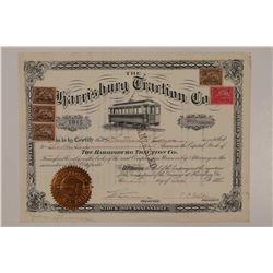 Harrisburg Traction Co. Stocks   (105716)