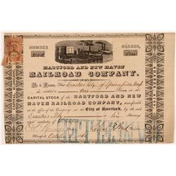 Hartford and New Haven Railroad Co.   (106033)