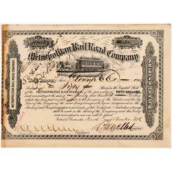 Metropolitan  Railroad Co   (106046)