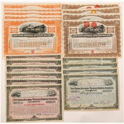 New York, Ontario and Western Railway Co.   (105173)