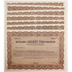Rutland Railway Corporation   (78726)