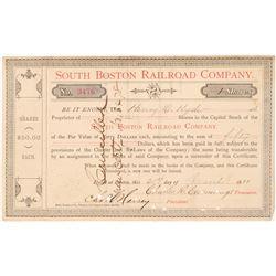South Boston Railroad Co.   (106049)