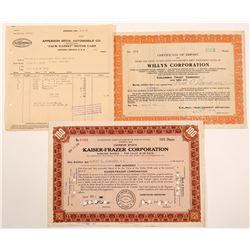 Automobile Companies    (106203)