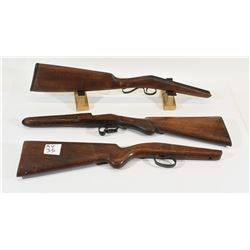 Box Lot Rifle Stocks