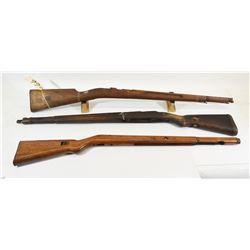 Military Mauser Stocks