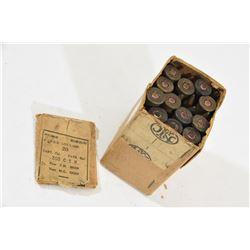 20 Rnds. Korean Era 1951 Ammunition