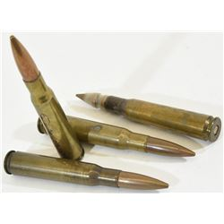 Vintage 50 BMG Ammo