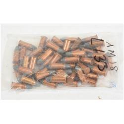 50 Rounds of 32 Short Rimfire Ammunition