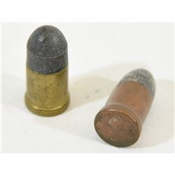 Rare 12mm Perrin Cartridges