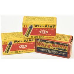 150 Rnds Vintage CIL Whizbang 22LR