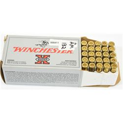 50 Rnds Winchester 218 Bee 46grn HP