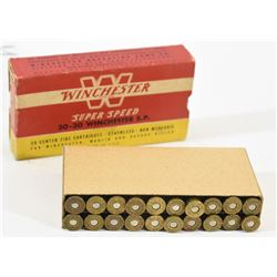 20 Rnds Winchester 30-30 Win 170grn SP