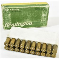 20 Rnds Remington 350 Rem Mag 200grn SP