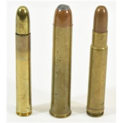 Vintage Large Caliber Ammo
