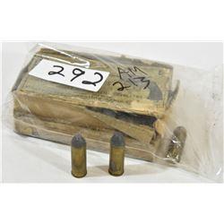 50 Rnds Winchester 45 Colt