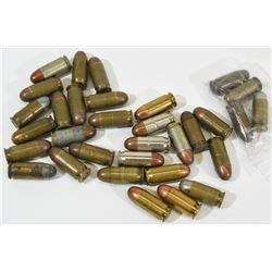 32 Rnds. 45 ACP Ammo
