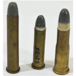 3 Rnds. Collector Ammo