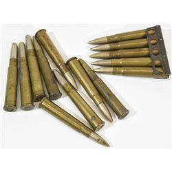 14 Rnds. Vintage 303 British Ammo