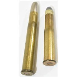 2 Rnds Kynoch Collectable Ammo