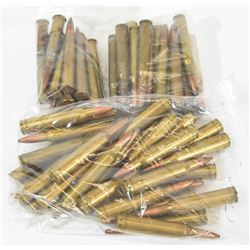 63 Rnds. Various Rifle Ammo