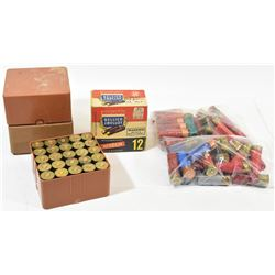 "150 Rnds 12Ga x 2 3/4"" Reloads & Factory Ammo"