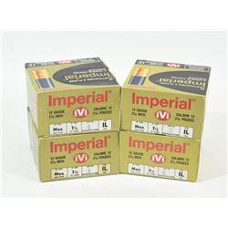 "100 Rnds Imperial 12Ga x 2 3/4"" Shotshells"