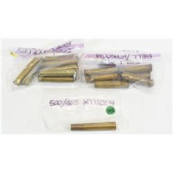 Large Caliber Brass Casings